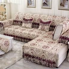 Floral Sofa Slipcover 3d Image by Stunning European Style Flower Print Cushion Slip