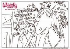 Ausmalbilder Pferde Wendy Malvorlagen R 228 Tsel Geschichten Zum