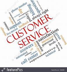 Another Word For Customer Experience Illustration Of Customer Service Words