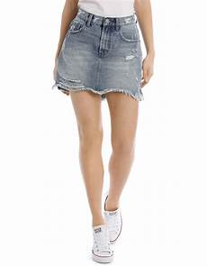 2020 mini skirt one teaspoon rocky 2020 mini high waist denim skirt myer