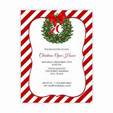 Work Christmas Party Flyer Christmas Invitation Flyer Holiday Party Flyer 8 5 X 11 Etsy