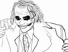 joker coloring pages at getdrawings free