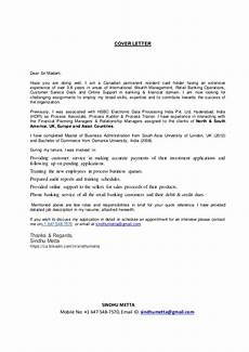 Cover Letter For Green Card Application Sindhu Metta Cover Letter Amp Resume