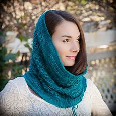 loom knit lace snood cowl pattern this moment is