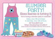 Free Printable Slumber Party Invitations Free Printable Slumber Party Birthday Invitations Drevio