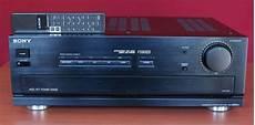 Sony Ta F590es Integrated Amplifier Audiobaza