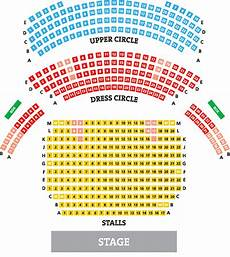 Royal Opera House Seating Chart Theatre Royal Wakefield Seating Plan View The Seating