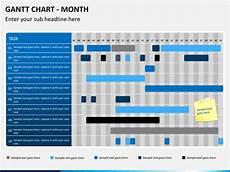 Gantt Chart Powerpoint Mac Gantt Chart Powerpoint Template Sketchbubble