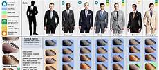 Suit Color Matching Chart The Ultimate Guide For Suit And Shoes Matching Every Man
