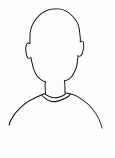 Free Headshot Template Free Blank Headshot Cliparts Download Free Clip Art Free