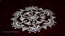3 Pulli Kolam Designs Simple Rangoli Kolam Collections Simple Rangoli For