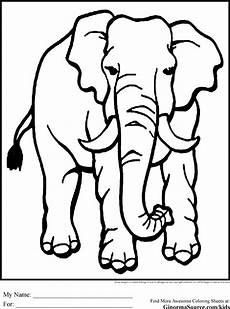 Malvorlage Tiere Einfach Savanna Coloring Pages Coloring Home
