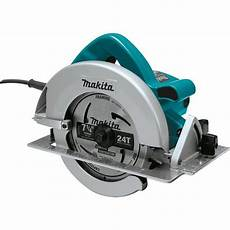 Saw Blade Light Makita 7 1 4 In 15 Amp Corded Circular Saw With Dust Port