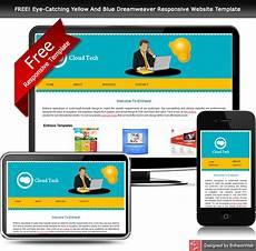 Free Dream Weaver Web Template Free Website Templates