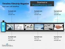 Filmstrip Powerpoint Template Powerpoint Timeline Film Roll