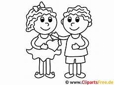 m 228 dchen und junge valentinstag ausmalbilder f 252 r kinder
