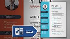 Design Your Cv How To Create An Elegant Simple Resume In Microsoft Word