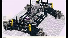Design Technic Ldd Rc Car Youtube