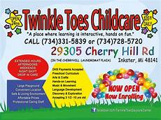 Daycare Ad Twinkle Toes 24hr Childcare Center Child Care Amp Day Care