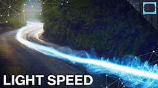 What Is The Speed Of Light Through A Vacuum Why Is The Speed Of Light So Important Youtube