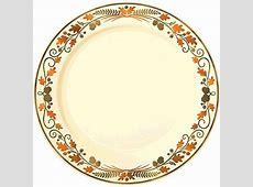 Thanksgiving Plates: Amazon.com