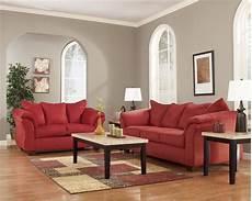 furniture darcy salsa sofa loveseat rent to