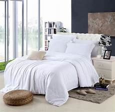 king size luxury white bedding set duvet cover