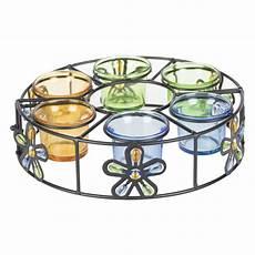 Fox Tea Light Holder Round Tea Light Holder
