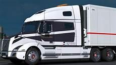 volvo 2019 truck volvo vnl 2019 1 31 1 32 truck mod ets2 mod