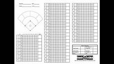 Softball Pitching Chart Template How To Use Coachataclick S Pitching Charts Youtube