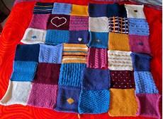 patchwork coperte le cose di mys maglia uncinetto telaio tutorial e