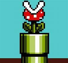 Pixelated Mario Characters Pixel Mario Plant By Jeancagonzalez On Deviantart