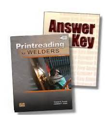 Printreading For Welders 5e Text Instructors Resource Guide