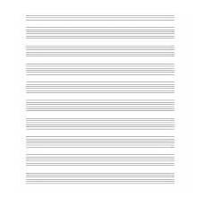 Print Blank Sheet Music Printable Sheet Music