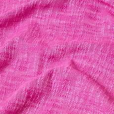 nirvana slub cotton pink throw 225 x 255 cm