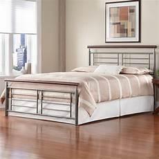 fontane iron bed silver cherry metal contemporary design