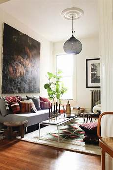 Ideas For Apartment Decor Bohemian Decor Ideas Adding Chic And Color To Small Living