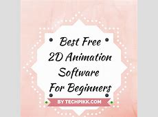Checkout list of best free 2D animation software for