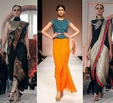Dhoti Saree Design Styling The Sari How To Wear Saree In Modern Style
