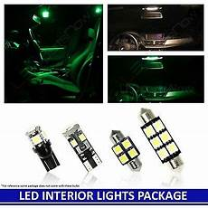 2008 Toyota Camry Light Bulb Green Led Interior Reverse Lights Replacement For 2015