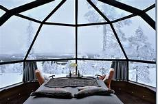 Northern Lights Glass These Luxury Glass Igloos Offer The Most Incredible Views