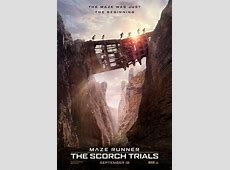 Maze Runner: The Scorch Trials ? The Movie   Jenns Blah