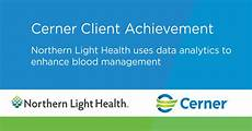 Northern Light Management Northern Light Health Uses Data Analytics To Enhance Blood