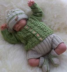 baby knitting pattern to knit boys reborn dolls cardigan