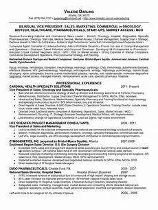 Resume Atlanta Vp Sales Biotech Pharmaceuticals In Atlanta Ga Resume