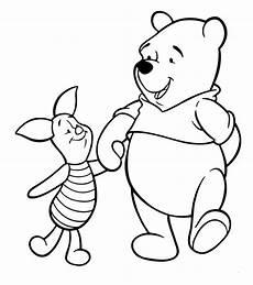 Winni Malvorlagen Anak Halaman Belajar Mewarnai Gambar Winnie The Pooh Yang Lucu
