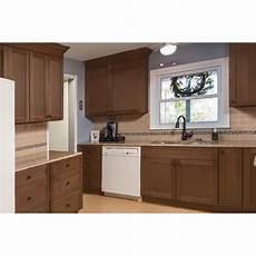 nekc putnam walnut shaker cabinets barton s home