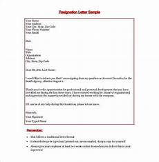 How To Write A Professional Resignation Letter How To Write A Professional Resignation Letter Free