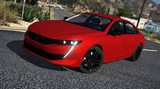 Peugeot Coupe 2019 by Gta 5 Peugeot 508 Gt 2019 Add On Mod Gtainside