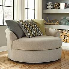 oversized accent chairs casheral linen oversized swivel accent chair accent
